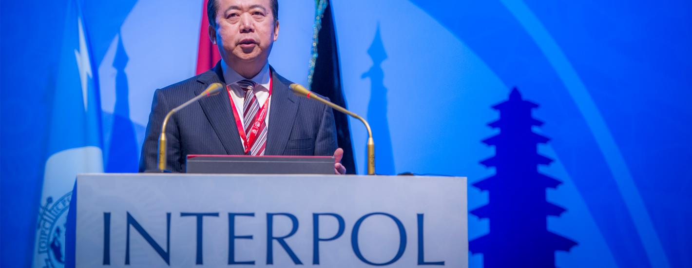 Interpol, une police sous influence ?
